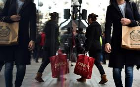 pound breaks 1 31 as uk retail sales smash expectations post brexit