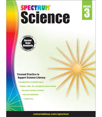spectrum science workbook grade 3 carson dellosa publishing