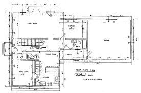 Dutch Colonial House Plans line 1930