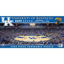 rupp arena floor plan masterpieces ncaa panoramic university of kentucky basketball