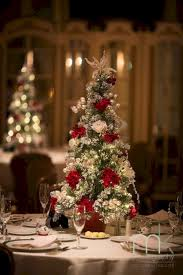 winter tree centerpieces for weddings oosile