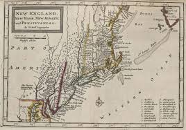 Map Of New England by New England Historical Map U2022 Mapsof Net