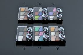 Discount Professional Makeup Mac Online Cosmetics Mac Designing Eyeshadow Palette 6 Color