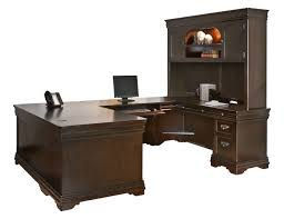 l shaped desk with hutch right return martin furniture manufacture entertainment centers and office