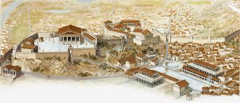 imagenes de antigua atenas imperio romano la ciudad antigua la vida en la atenas y roma