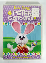 here comes cottontail dvd here comes cottontail the original tv classic easter