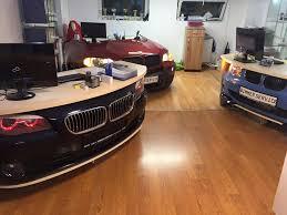 Car Office Desk Bmw Front End Clip Office Desks With Car Desk Decor 14