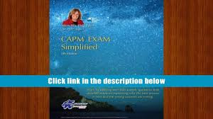free download capm exam simplified aligned to pmbok guide 5th