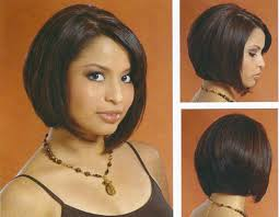 bob haircut pictures front and back bob haircut images below chin line front back side view