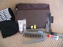 Economy Comfort Class Amenity Kit Review Turkish Airlines Comfort Class Premium