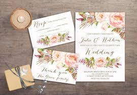printable wedding menu card template wedding invitation sample
