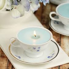 tea cup candles stress relief teacup candles frugal eh