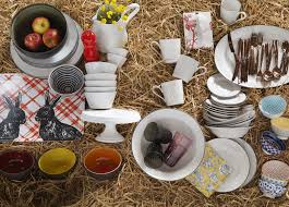 vaisselle petit dejeuner romantisme campagnard habiter homegate ch