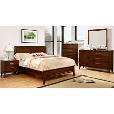 cherry finish bedroom sets collections shop the best deals for
