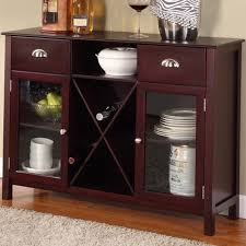kitchen server furniture buffet cabinet hutch dining kitchen server furniture wine rack