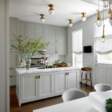 Best  Gray Kitchen Cabinets Ideas Only On Pinterest Grey - Kitchen cabinets colors and designs