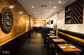 Indian Restaurant Interior Design by At Savoury Indian Food Gets Health Conscious Blog Asianinny Com