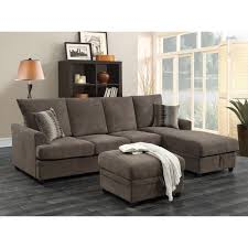 chocolate sectional sofa moxie chocolate sectional sofa with sleeper quality furniture at