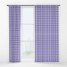 Lavender Window Curtains Squares Of Lavender Window Curtains By Shelleyylstart Society6