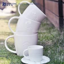 Porcelain Coffee Mugs Plain White Coffee Mugs For Printing Plain White Coffee Mugs For