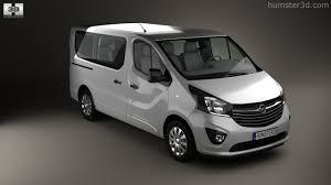 opel 2014 models 360 view of opel vivaro passenger van 2014 3d model hum3d store