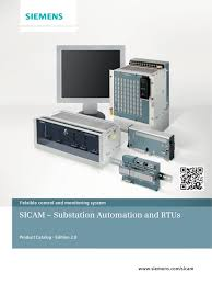 sicam substation automation and rtus ed 2 siemens energy