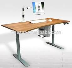 Ergonomic Sit Stand Desk Electric Adjustable Height Ergonomic Office Desk For Standing