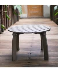 Adirondack Coffee Table - spectacular deal on cambridge casual grey mahogany renley