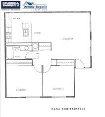 World Floor Plans Casa Bonita Floor Plan Laguna Woods Village