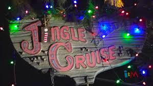 full jingle cruise ride at night in mickey u0027s very merry christmas