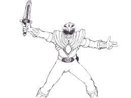 coloring pages power rangers samurai coloring pages power
