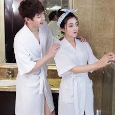 waffle robes for bridesmaids new 100 cotton kimono bath robe water