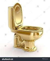 golden wc toilet stock illustration 388222207 shutterstock