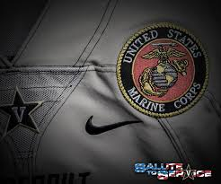 look vandy unveils salute to service water uniforms for