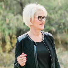 bob hairstyles for glasses 50 modern haircuts for women over 50 with extra zing