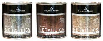 a metal like paint from benjamin york times