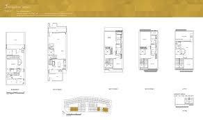 official site watercove by bukit sembwang get full floor plan