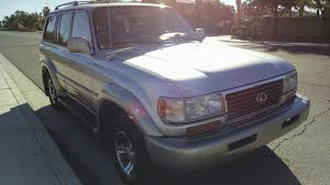 1997 lexus lx450 manual for sale sold 97 u0027 lx450 factory lockers 153k miles stock and