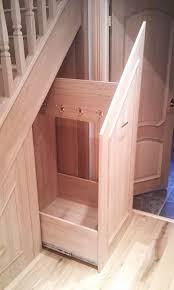 best 25 shelves under stairs ideas on pinterest stair storage