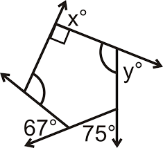 Interior Angle Sum Of A Decagon Exterior Angles In Convex Polygons Read Geometry Ck 12