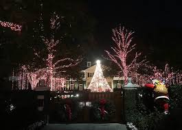 best christmas lights in houston the best christmas lights in houston clumsy crafter