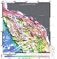 United States Fault Lines Map by California U0027s Quake Worries Don U0027t End With The San Andreas Wired