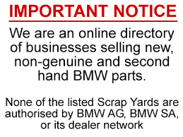 used bmw spares south africa german spares
