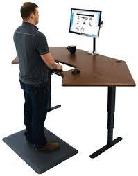 Standing Corner Desk Corner Desks Standing Desks