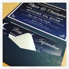 pocket wedding invitations by northerly design u0026 printing