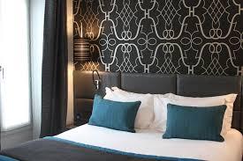 deco chambre turquoise gris chambre turquoise et noir 038d02bc06740952 photo hotel vintage gris