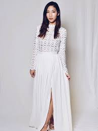 lace maxi dress sleeve lace maxi dress in white summer co