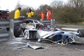 formula 4 crash rush u2013 crashed racing driver body u0026 severed head in helmet rp235