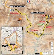 Tour De France Map by Preview Everything You Need To Know About Stage 9 Of 2016 Tour De
