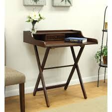Folding Secretary Desk by Carolina Cottage Chestnut Desk 2975fd Nc The Home Depot
